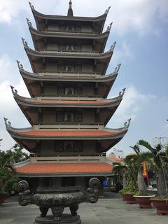TNK トラベル 旅ぷら 永厳寺(ヴィンギエム寺)4重の塔.JPG